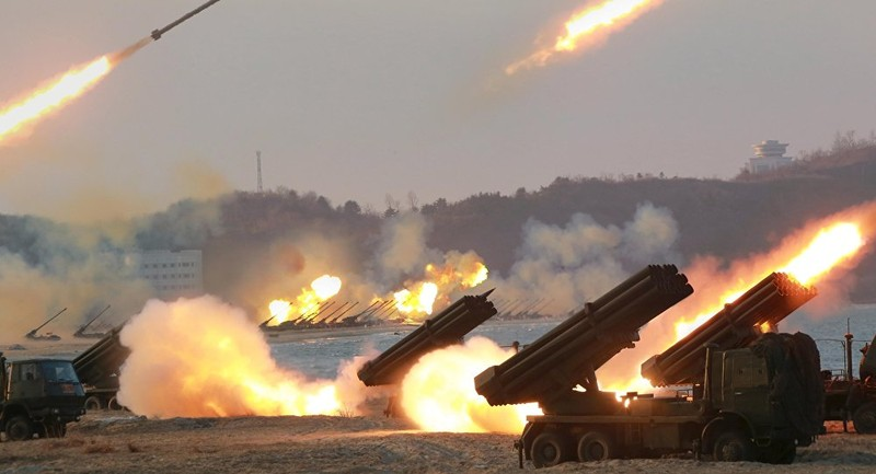'Triều Tiên phóng tên lửa có thể gây xung đột quân sự' - ảnh 1