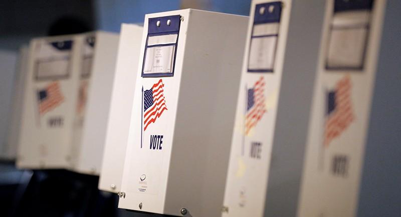 Bầu cử New York: Hơn 125.000 người không được bỏ phiếu  - ảnh 1
