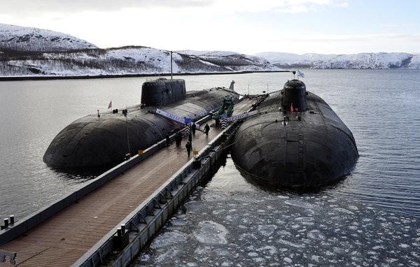 Nga củng cố hạm đội tàu ngầm, gia tăng căng thẳng với Mỹ - ảnh 1