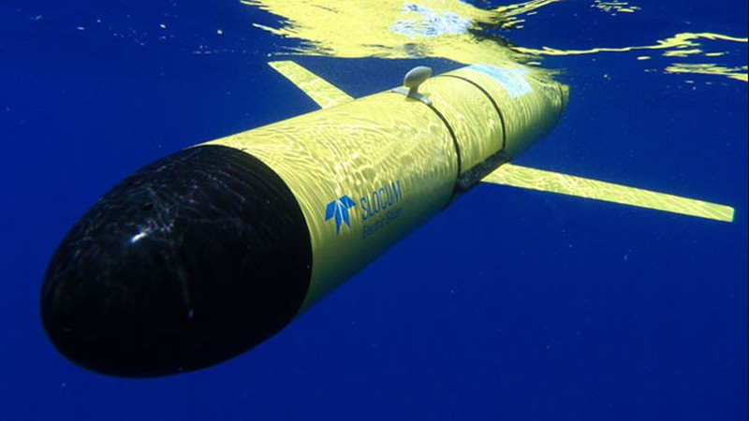 Mỹ tố công dân Trung Quốc 'ăn cắp' công nghệ tàu ngầm không người lái - ảnh 1
