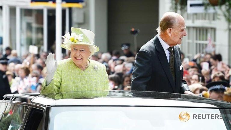 Sinh nhật thứ 90 long trọng của nữ hoàng Elizabeth - ảnh 1
