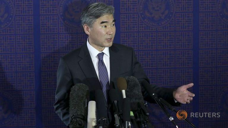 Mỹ 'trấn an' Trung Quốc về hệ thống phòng thủ tên lửa tại Hàn Quốc - ảnh 1