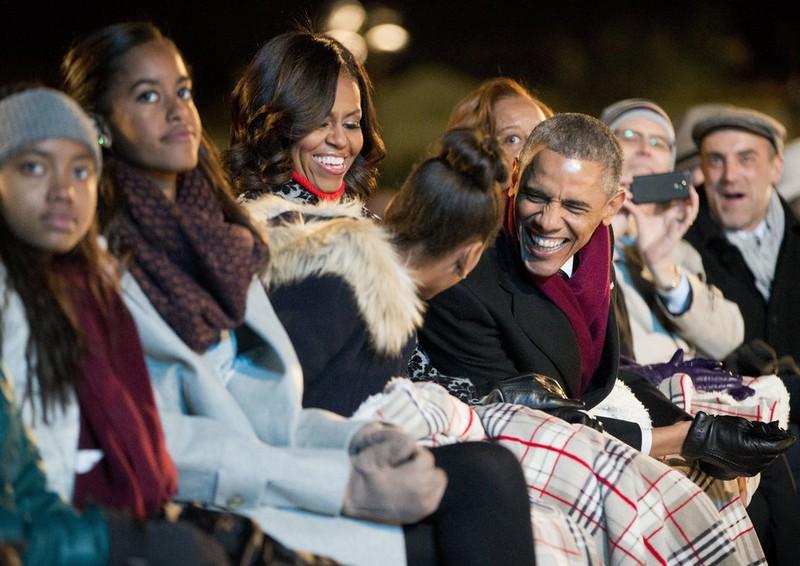 Hai con gái giúp Obama suy nghĩ khác về hôn nhân đồng giới - ảnh 1