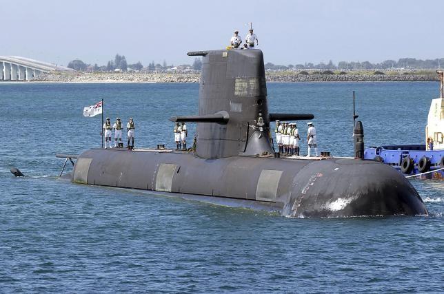 Pháp thắng thầu hợp đồng tàu ngầm 'béo bở' bậc nhất thế giới - ảnh 1