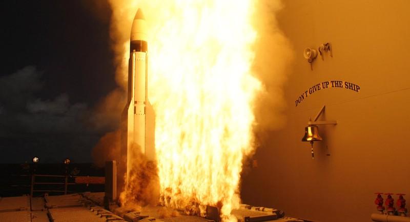 Mỹ dự chi 38 tỉ USD cho cơ quan phòng thủ tên lửa - ảnh 1
