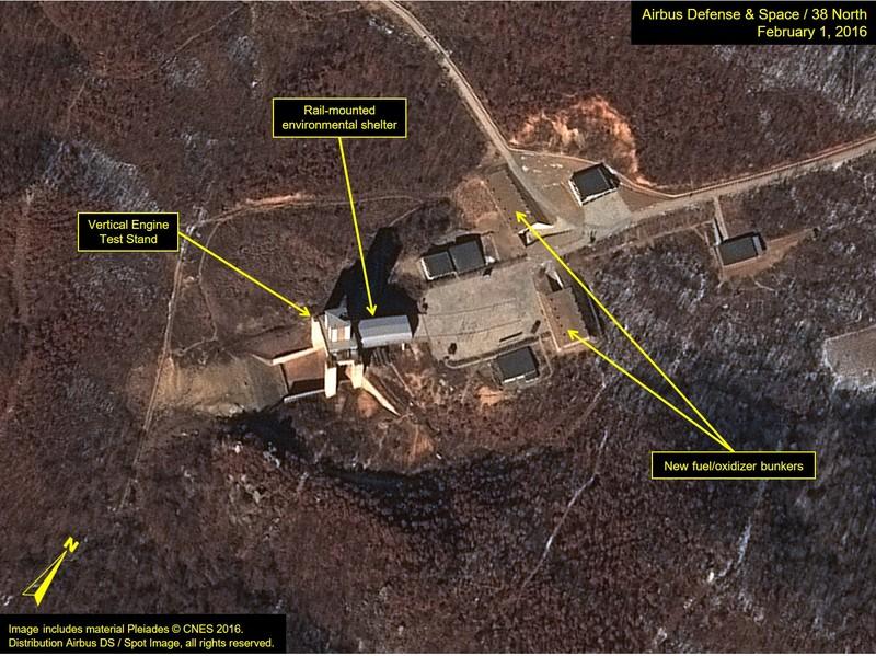 Hoạt động âm thầm vẫn tiếp tục tại bãi thử hạt nhân Triều Tiên - ảnh 1