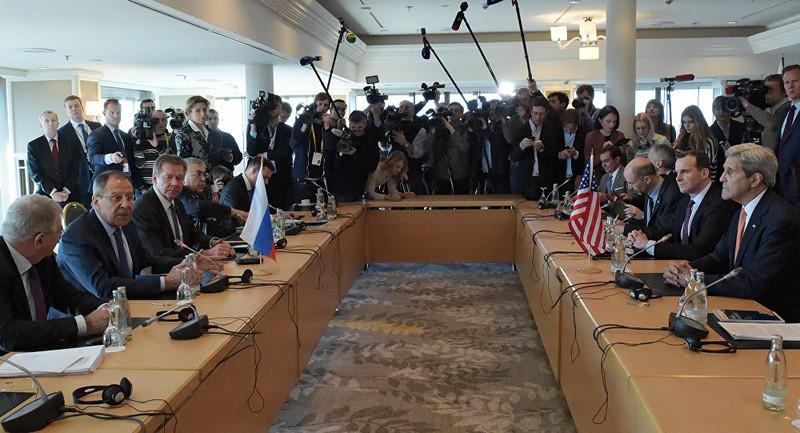 Mỹ và Nga hợp tác giải quyết khủng hoảng Syria - ảnh 1