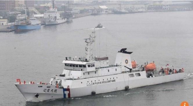 Bị Nhật bắt tàu cá, Đài Loan đưa tàu tuần tra đến Okinotorishima - ảnh 1