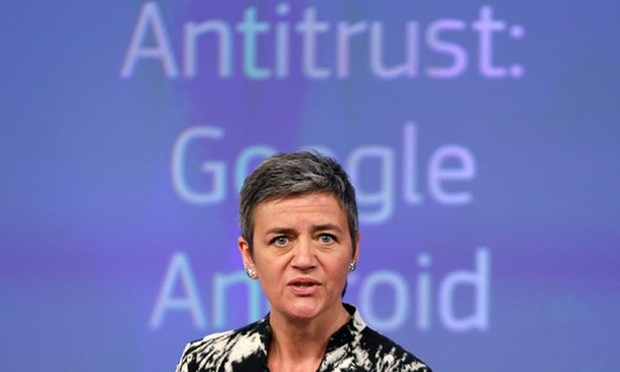 Google có nguy cơ bị phạt cao kỷ lục trên 3 tỉ euro - ảnh 1