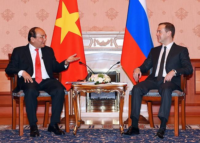 Thủ tướng Nguyễn Xuân Phúc thăm Nga: Moscow quan tâm nông nghiệp Việt Nam - ảnh 1