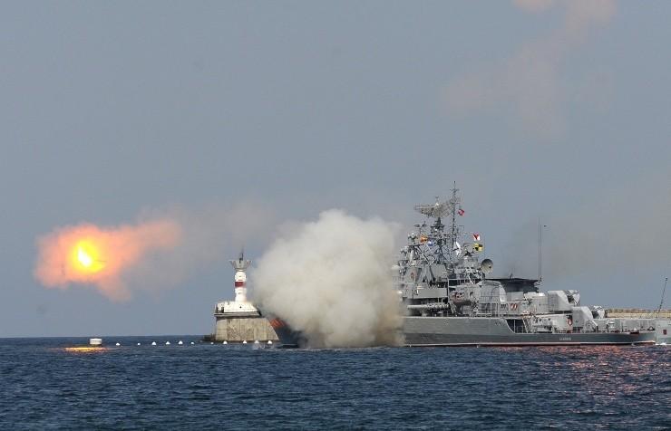 Nga sắp bàn giao hai tàu khu trục cho Việt Nam   - ảnh 1