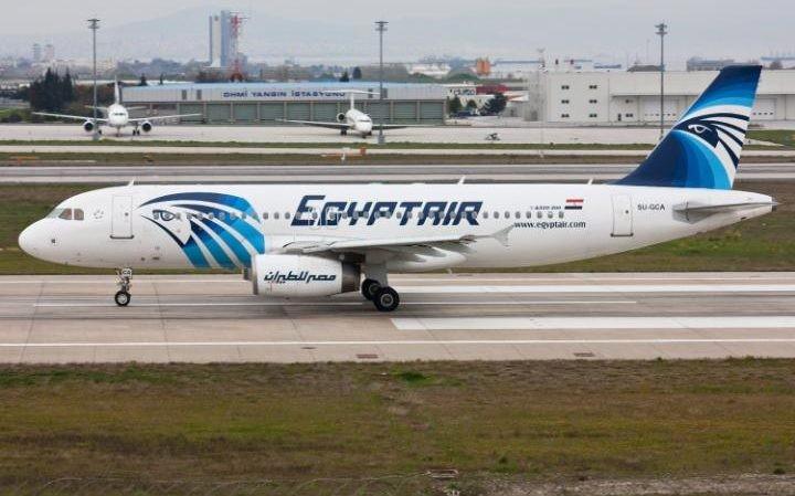 Mảnh vỡ tìm được không phải của máy bay Ai Cập bị mất tích - ảnh 1