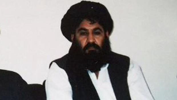 Mỹ không kích tấn công thủ lĩnh Taliban - ảnh 1