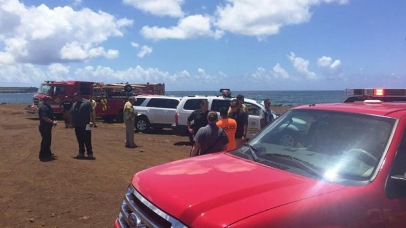 Máy bay Mỹ rơi ở Hawaii, 5 người chết   - ảnh 1