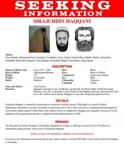 Chân dung thủ lĩnh tiềm năng rất nguy hiểm của Taliban - ảnh 1