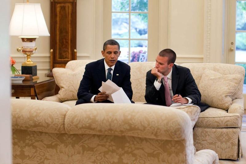 Ai đứng sau bài diễn văn tuyệt vời của Tổng thống Obama? - ảnh 3