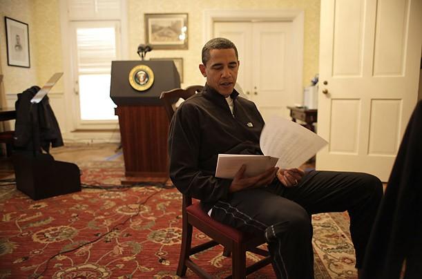 Ai đứng sau bài diễn văn tuyệt vời của Tổng thống Obama? - ảnh 1