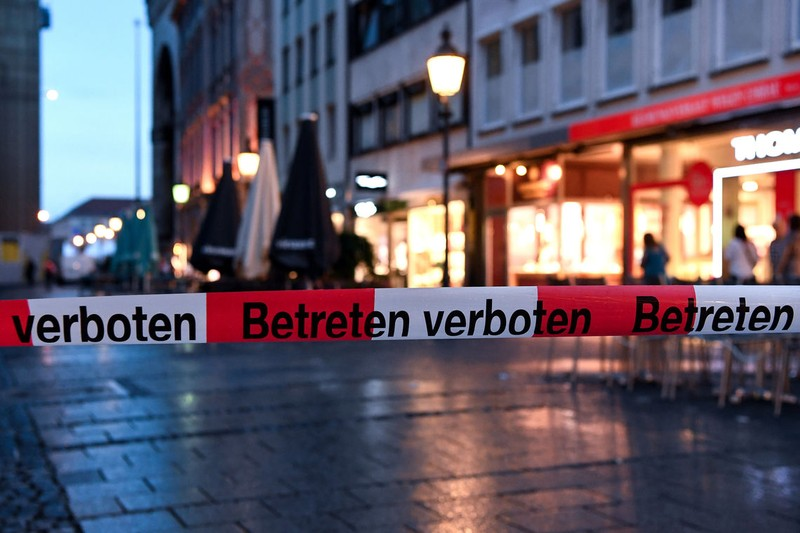 Thư từ Đức: Ám ảnh khủng bố  - ảnh 2