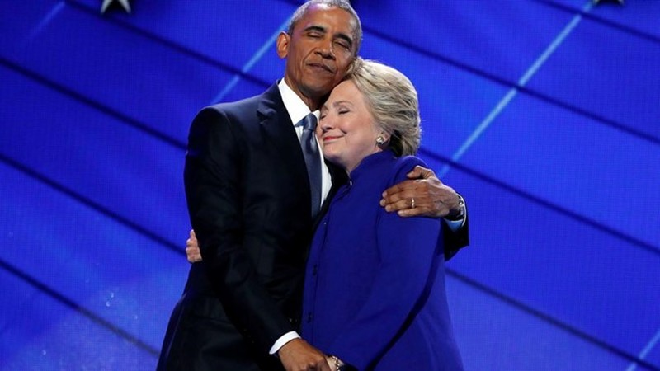Tạm biệt Hillary Clinton! - ảnh 1