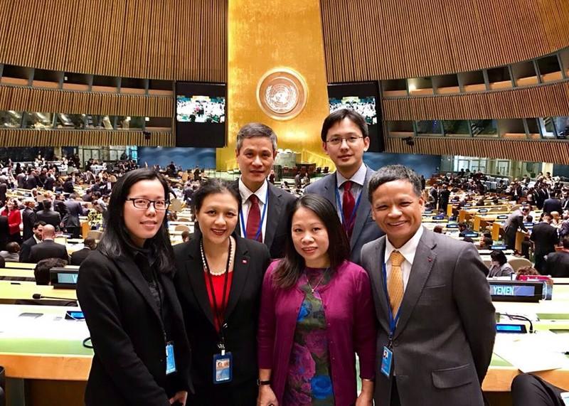 Trúng cử ILC và cơ hội cho Việt Nam ở biển Đông - ảnh 2