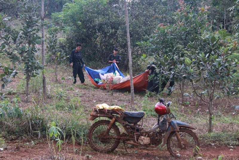 2 bị can nổ súng làm 3 người chết ở Đắk Nông bị bắt - ảnh 2
