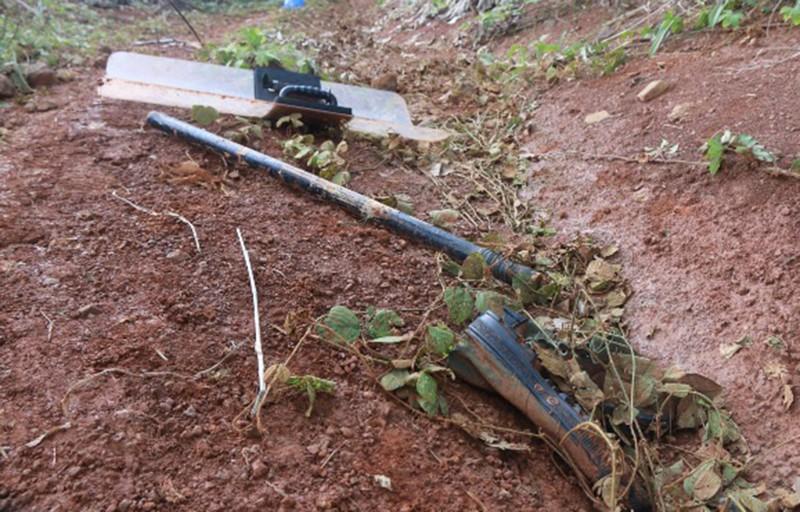 2 bị can nổ súng làm 3 người chết ở Đắk Nông bị bắt - ảnh 4