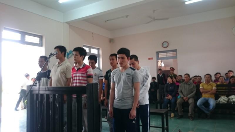 Ngày mai xử vụ nhóm bảo vệ Long Sơn truy sát người dân  - ảnh 2