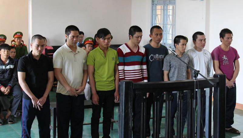 Xét xử bảo vệ Công ty Long Sơn: Bị cáo khai kẻ chủ mưu - ảnh 1