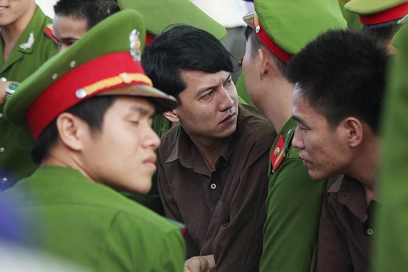 Lời cuối của Nguyễn Hải Dương trước giờ thi hành án tử - ảnh 1