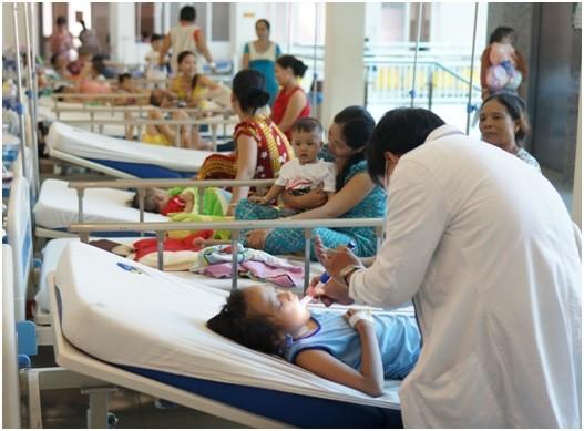 'Bệnh viện tư giá nhà nước' quá tải phải xây thêm 500 giường bệnh mới - ảnh 1