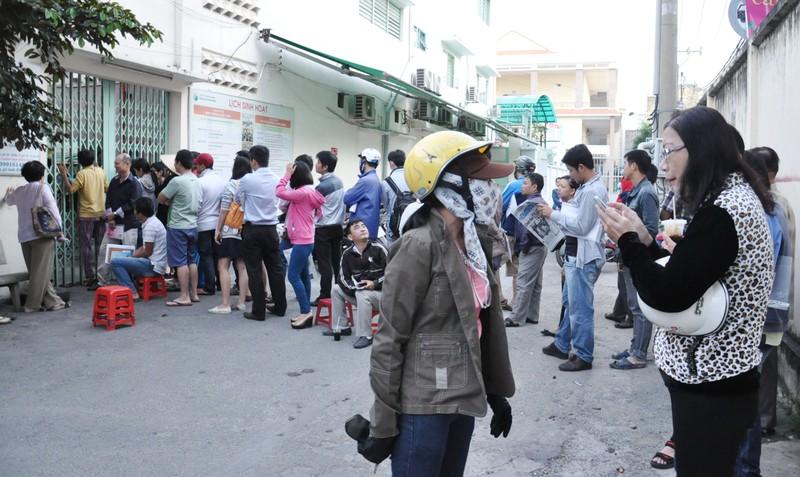 Cơn lốc vaccine đã cuốn tới Sài Gòn  - ảnh 13