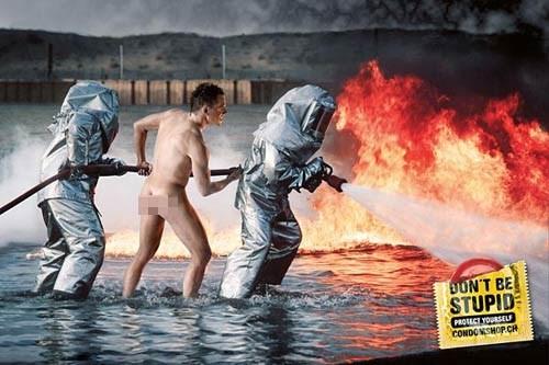Cười sảng khoái với hình ảnh quảng cáo bao cao su - ảnh 14