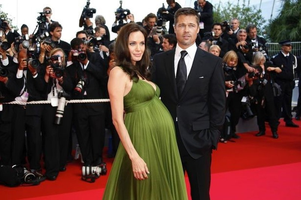 Câu chuyện 'người thứ ba' của Angelina Jolie - ảnh 1