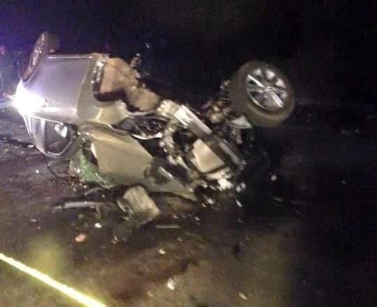 Tai nạn trong đêm, bảy người thương vong - ảnh 1