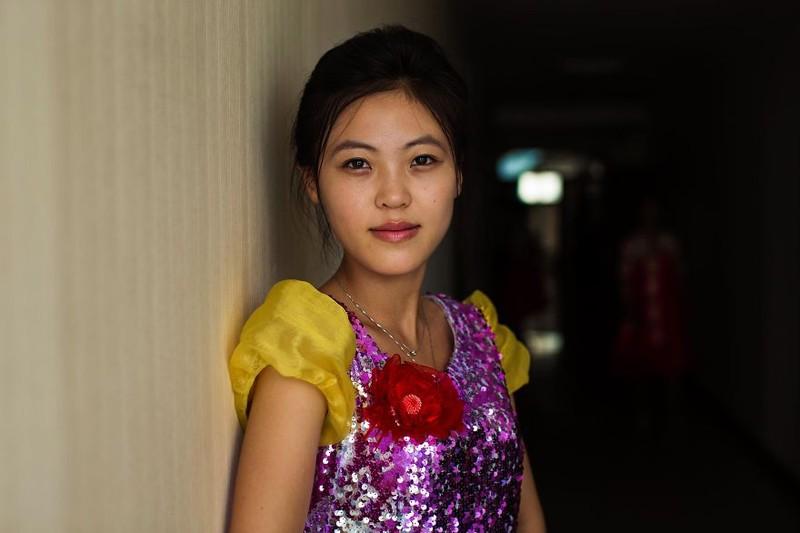 Ngắm vẻ đẹp mộc mạc của phụ nữ Triều Tiên - ảnh 14