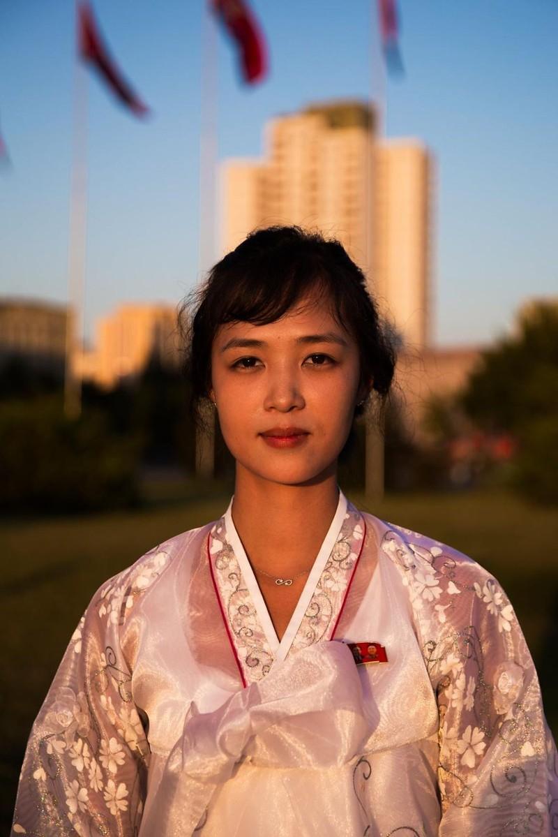 Ngắm vẻ đẹp mộc mạc của phụ nữ Triều Tiên - ảnh 13