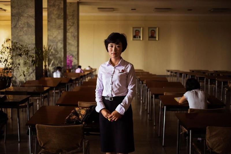Ngắm vẻ đẹp mộc mạc của phụ nữ Triều Tiên - ảnh 8