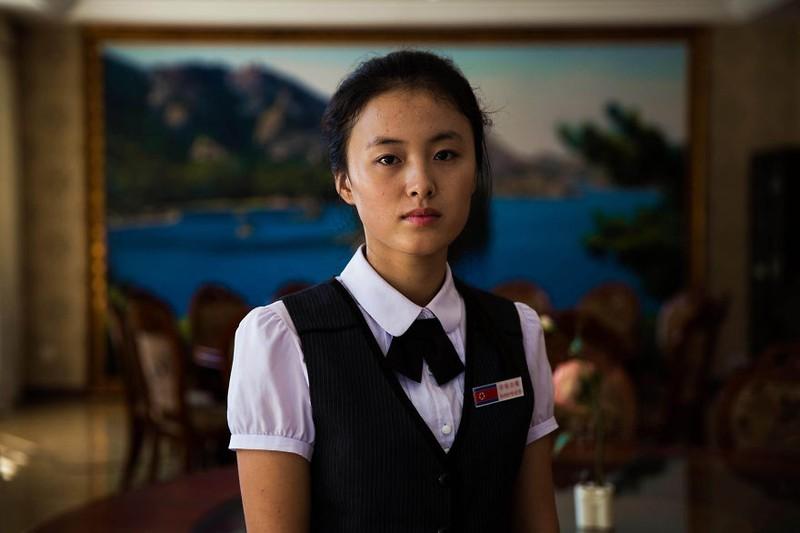 Ngắm vẻ đẹp mộc mạc của phụ nữ Triều Tiên - ảnh 10