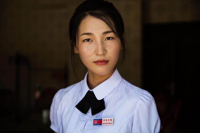 Ngắm vẻ đẹp mộc mạc của phụ nữ Triều Tiên - ảnh 2
