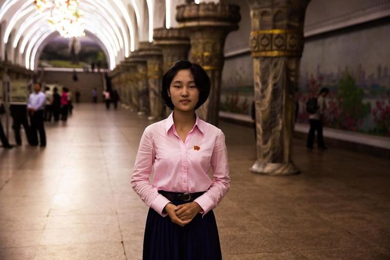 Ngắm vẻ đẹp mộc mạc của phụ nữ Triều Tiên - ảnh 4