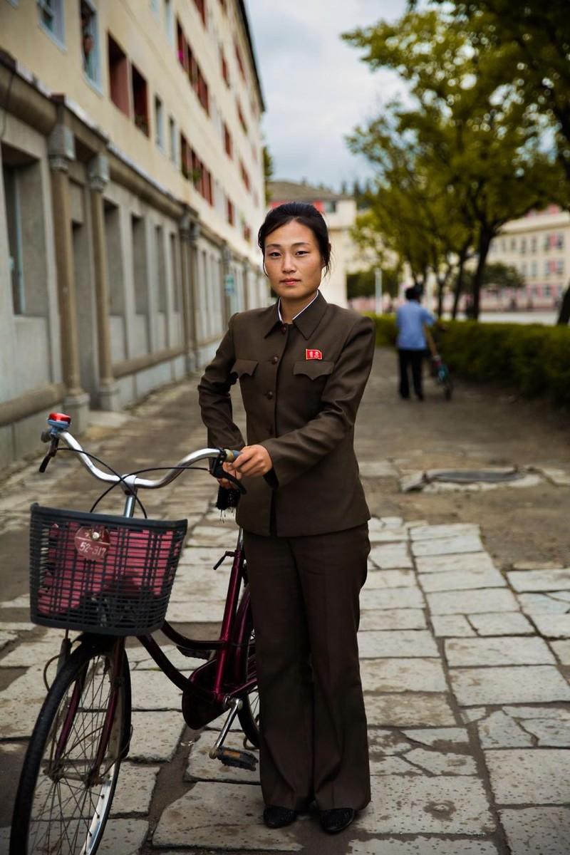 Ngắm vẻ đẹp mộc mạc của phụ nữ Triều Tiên - ảnh 6