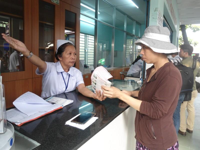 Bộ Y tế kiểm tra đột xuất nhiều bệnh viện ở TP.HCM - ảnh 5