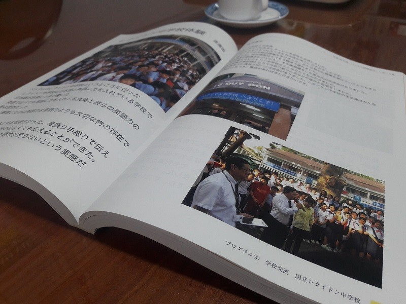 Học sinh Nhật qua Việt Nam để được... ngủ trưa - ảnh 4