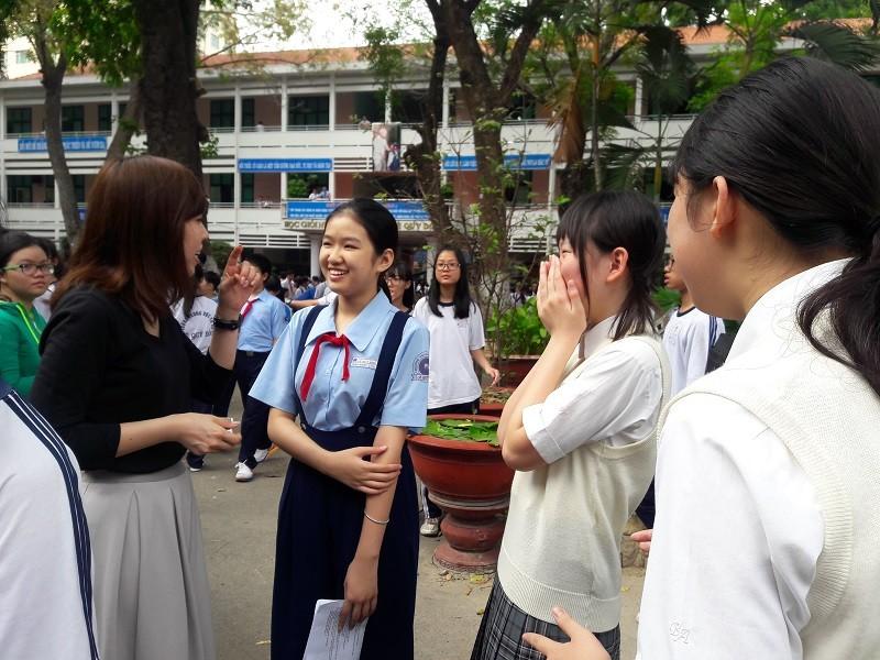 Học sinh Nhật qua Việt Nam để được... ngủ trưa - ảnh 5