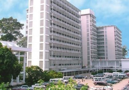 Bệnh viện Chợ Rẫy.