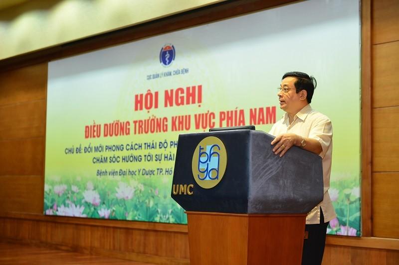 Tỉ số điều dưỡng viên ở Việt Nam thấp nhất Đông Nam Á - ảnh 1