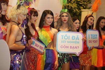 Dịch vụ tự xét nghiệm HIV lần đầu có mặt tại Việt Nam - ảnh 1