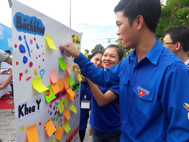 Sinh viên học luật giao thông qua phần mềm trực tuyến - ảnh 6