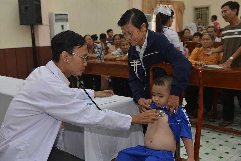 Thêm nhiều cơ hội phẫu thuật cho trẻ mắc tim bẩm sinh - ảnh 1