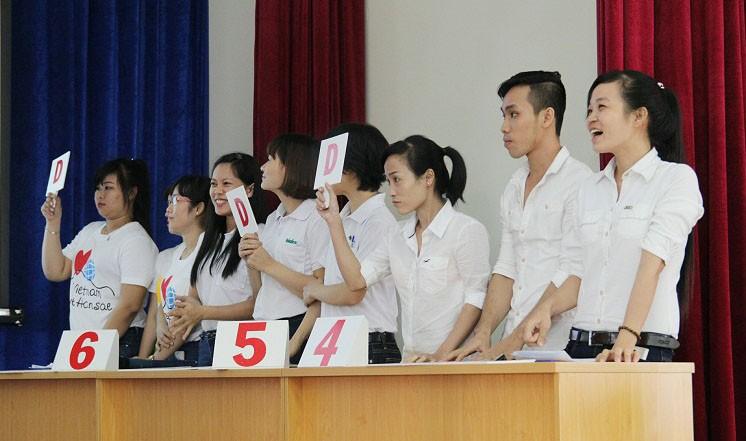 KCN Tân Bình giành giải nhất thi đố pháp luật về ATVSTP - ảnh 2